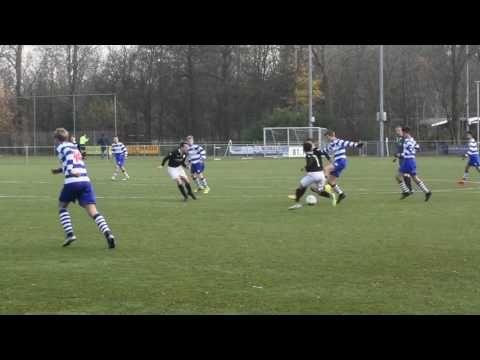 Concordia JO15-1 - OLIVEO JO15-1 jeugdvoetbal in Delft. 0-0 met de rust met kansen maar geen doelpunten. 6 doelpunten in de tweede helft! Concordia C1 heeft gewonnen met 4-2.Concordia JO15-1 - OLIVEO JO15-1 jeugd voetbal in Delft.