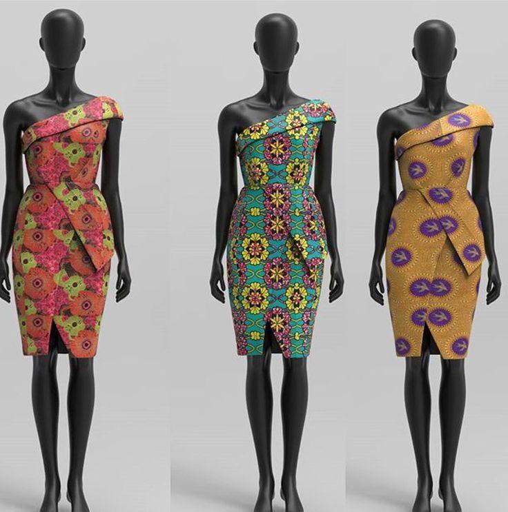 Robe Africaine: De 20+ Bästa Idéerna Om Model Africain På Pinterest