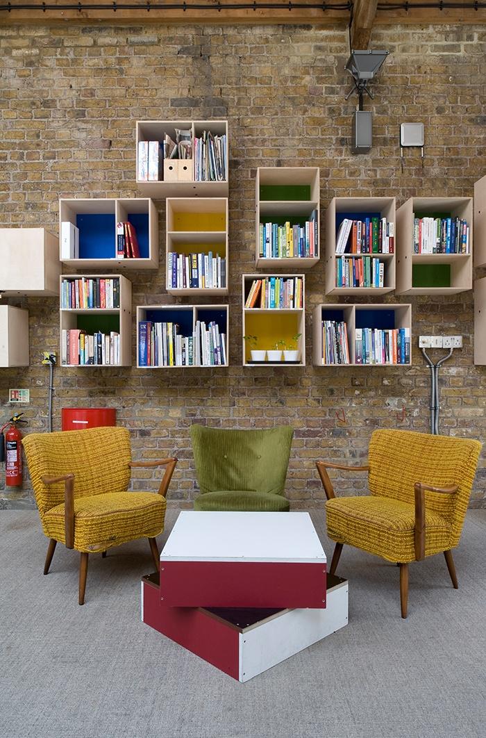 TILT | Hub Kings Cross Love the simplicity
