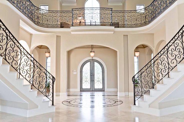 Foyer Deco Design Quebec : Best home foyers images on pinterest grand