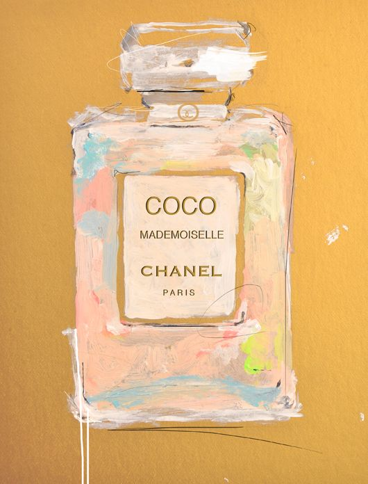 81 best images about Perfume Illustrations on Pinterest