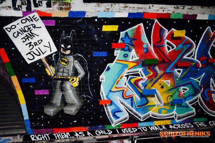 https://flic.kr/p/KZn9B5   Leake Street London SE1 - Graffiti tunnel (credit…