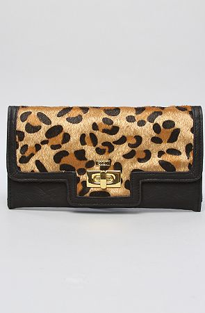 Obey The Dark Shadow Leopard Clutch Wallet / 20% off with rep kode: LOOPHOLE