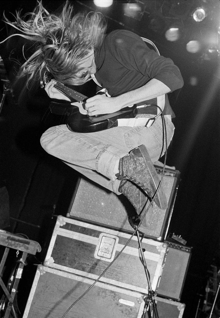 Kurt Cobain and Nirvana