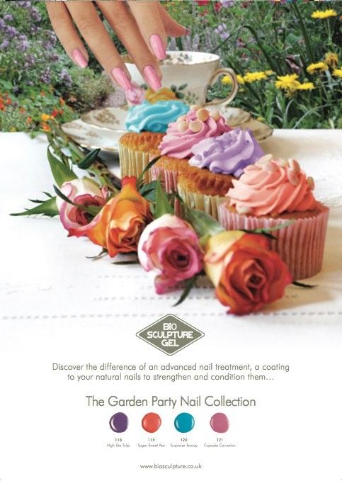 The Garden Party Nail Collection