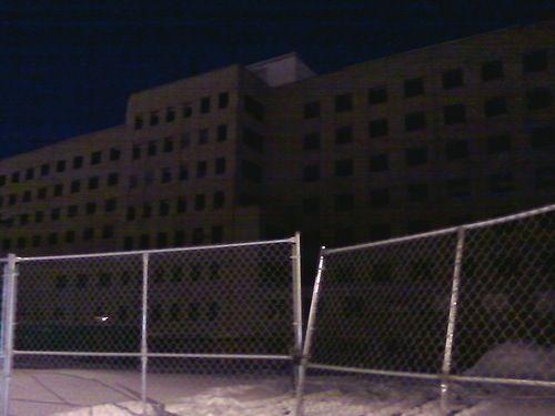Top ten haunted hospitals/asylums #4 Edmonton, Alberta, Charles Camsell Hospital