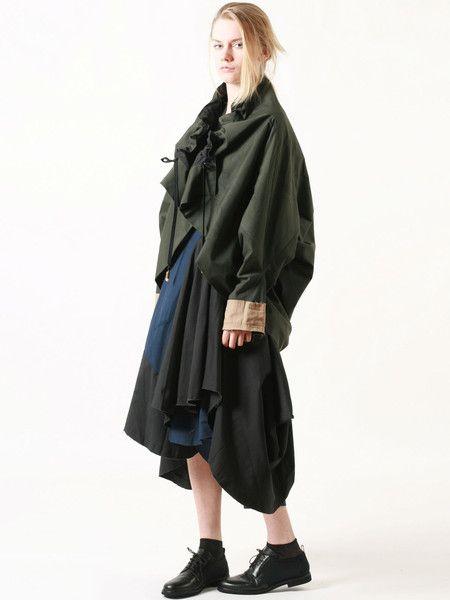 Oversize jacket / Laura Laurens