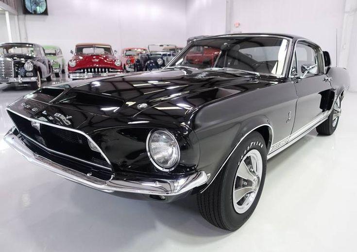 1968 Mustang 460