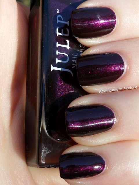 November Julep Maven Box-love love love this color