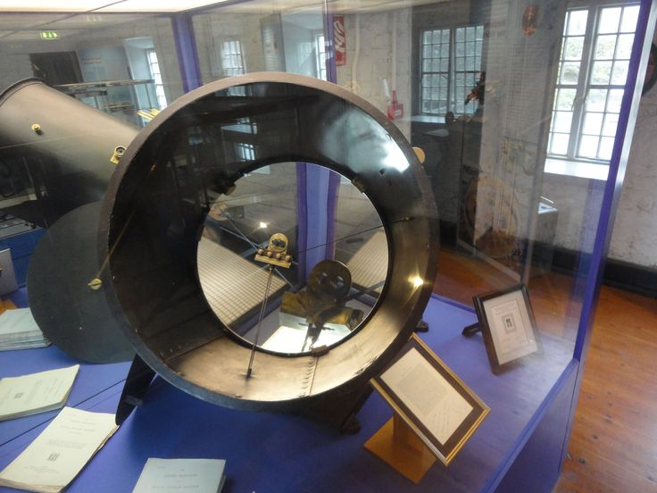 Lunar Heat Machine created by the 4th Earl of Rosse at Birr Castle