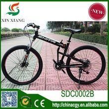 26 zoll 24-gang aluminium legierung mountainbike/faltrad