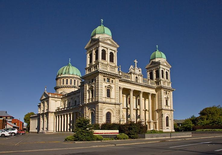 Christchurch  Catholic Cathedral before the 'quake, see more, learn more, at New Zealand Journeys app for iPad www.gopix.co.nz