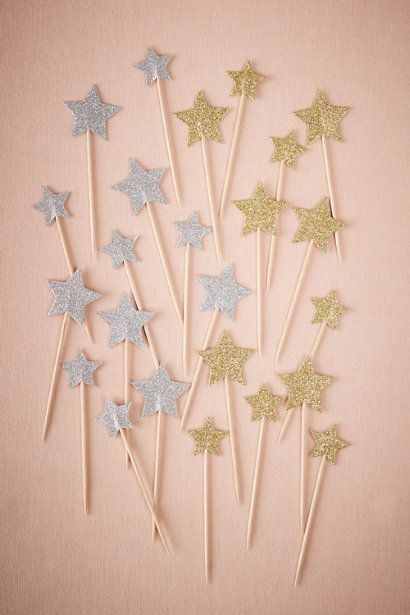 Starry-Eyed Party Picks (24) in Décor View All Décor at BHLDN
