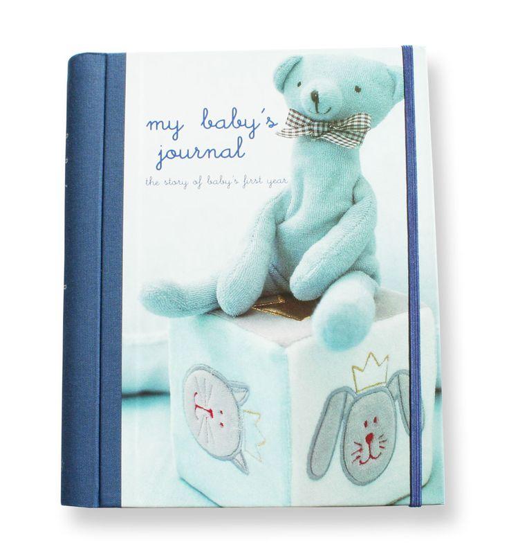 My Baby's Journal New Baby Gift