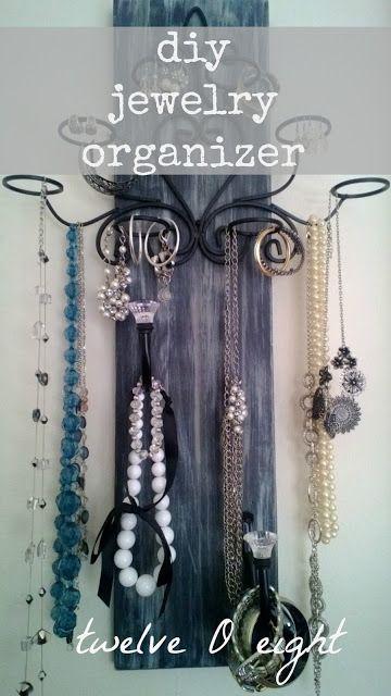 48 best Jewelry Organizers images on Pinterest Jewelry
