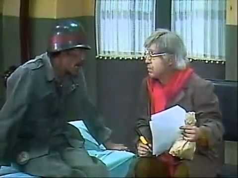 El Chapulín Colorado *El Examen de los Soldados* 1973