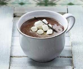 Heiße Schokolade – extra schokoladig & schaumig