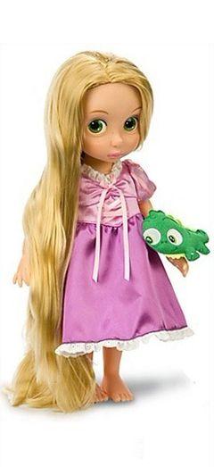 A0201 коробка 42 см аниматоры коллекция девочка рапунцель : запутанная история подарок кукла рапунцель 1 шт.