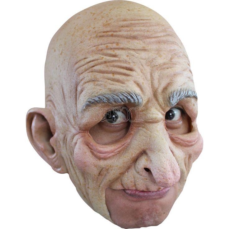 mscara old man ghoulish dresoopes