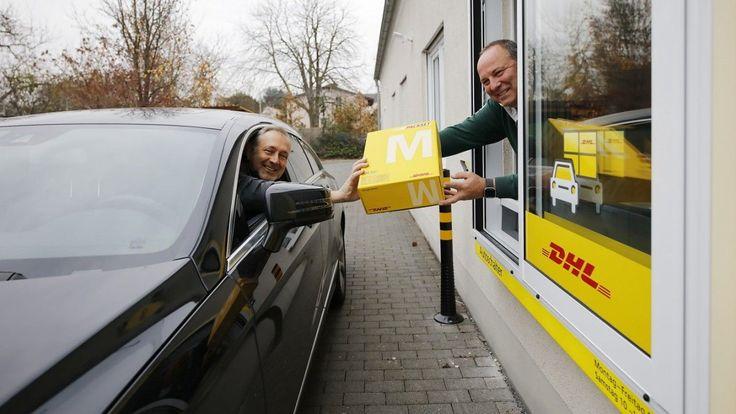 Deutsche Post Runterkurbeln Deutsche post, Poster und