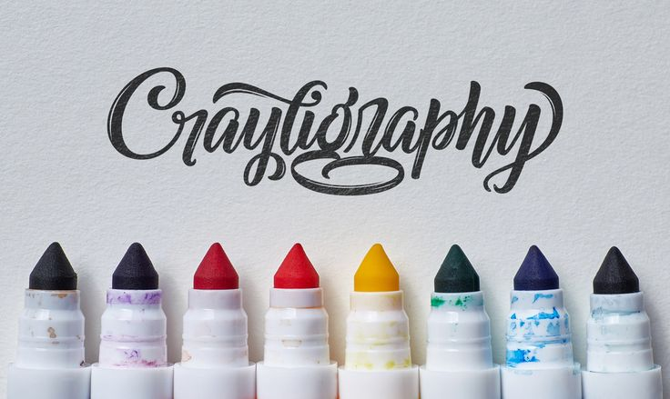how to write calligraphy letters step by step