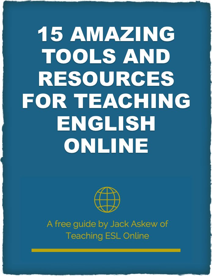 19 successful online english teachers share their tips and