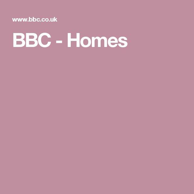 BBC -  Homes