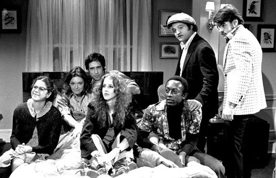 Saturday Night Live - The original Not Ready For Prime Time Players