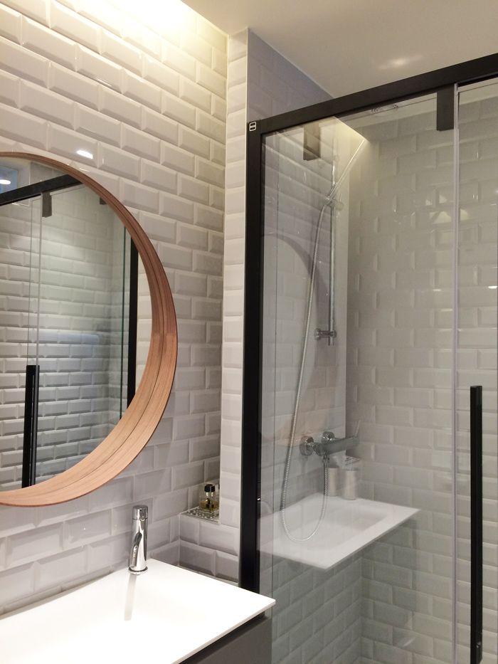 Appartement de 50m2 paris 6e charlotte vauvillier for Architecte interieur luxembourg