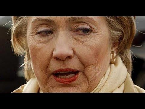 Hillary Debuts Shocking New Look & Something Else She Didn't Know was In Her Selfie - YouTube