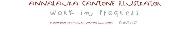 AnnaLaura Cantone Illustrator