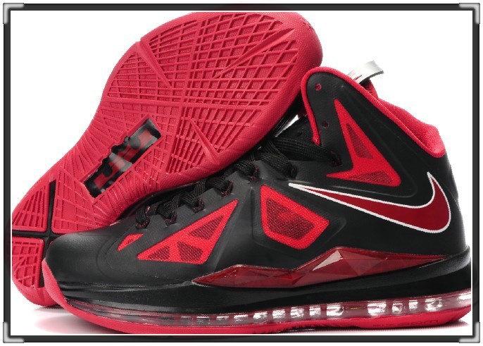 Lebron X Black Red Bred Cheap Lebron 10 Shoes,Tiffany Blue Free Runs 10  Shoes