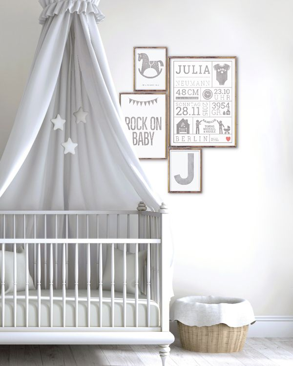 Uberlegen Baby On Its Way? Do You Need Some Inspiration For Your New Baby Room?