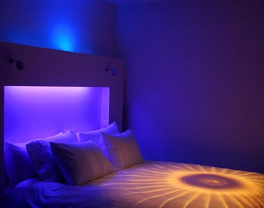 20 best images about mood rooms on pinterest nordic - Cool lighting effects for your room ...