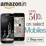 Lowest Price Online Deals  4  U: Mobiles upto 50% off from Rs. 685 – Amazon