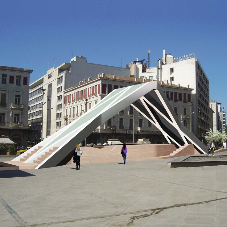 Athens Pavilions – STAGE