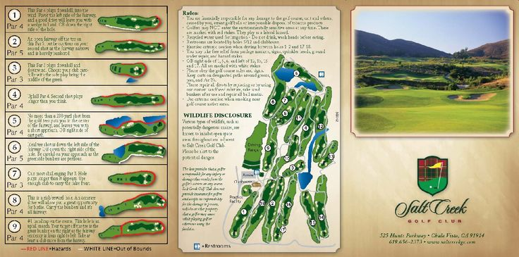 Image Result For Golf Scorecard Design Golf Scorecard Golf Image