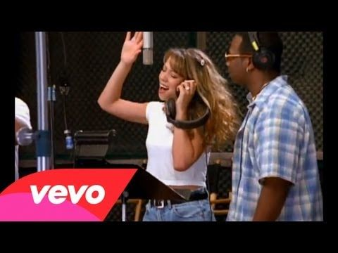 Mariah Carey feat. Boyz II Men - One Sweet Day - YouTube.  Not a huge Mariah fan, but I like this one.