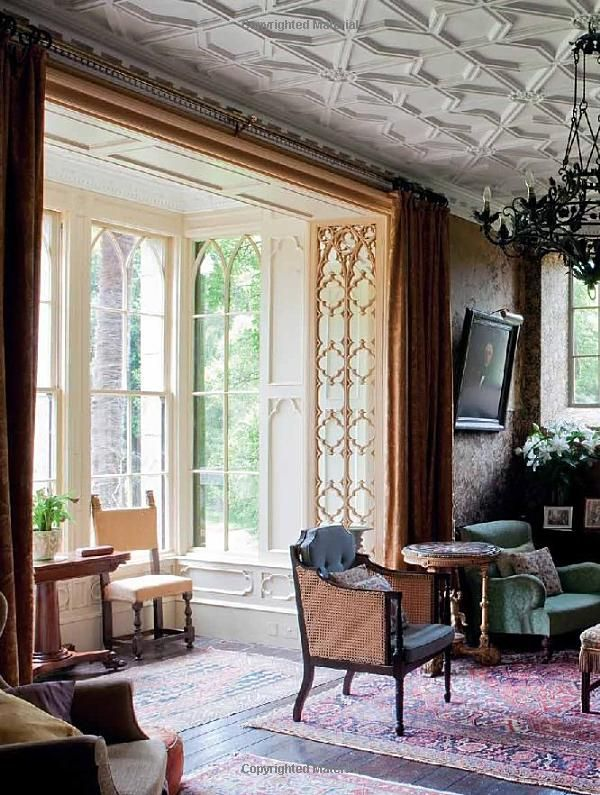 lots of rugs - from The Irish Country House