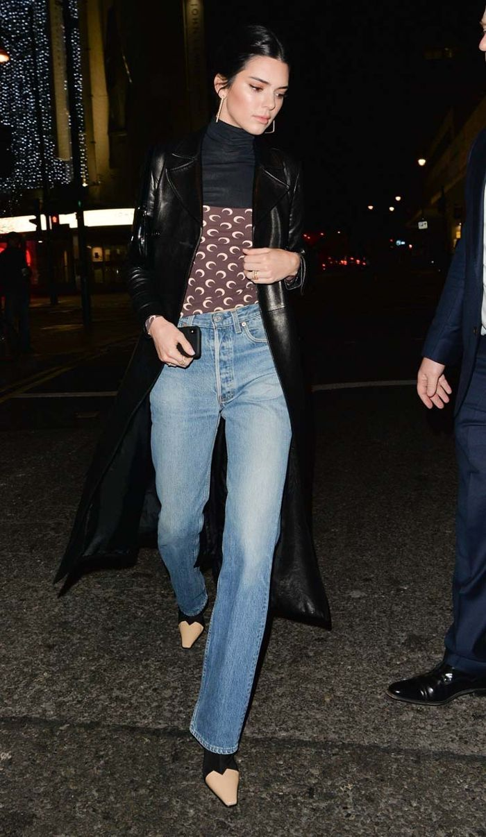 Kendall Jenner Just Wore the Outfit Combination You\u0027ll See