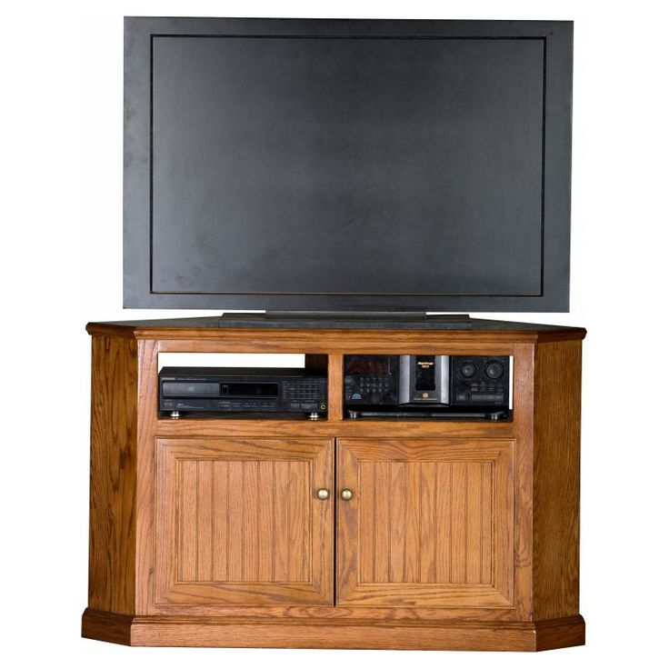 25 best ideas about tall corner tv stand on pinterest