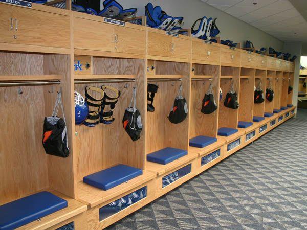 Wildcats Changing Room