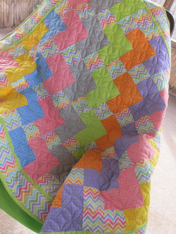 Bump to Baby baby quilt by carmenjass on Etsy