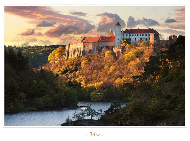 Bítov Castle.