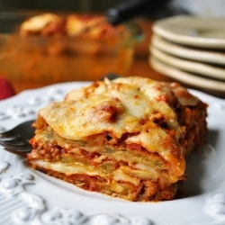 Eggplant Parmesan - comforting & delicious!   This would be my last meal on death row....no ....really :)