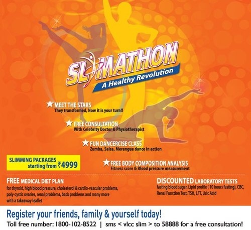 Last day to join Slimathon! Get exclusive health benefits with discounts. Share your health stories with us today!