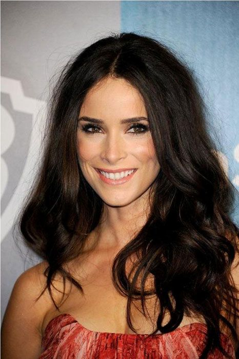 American actress Abigail Spencer...