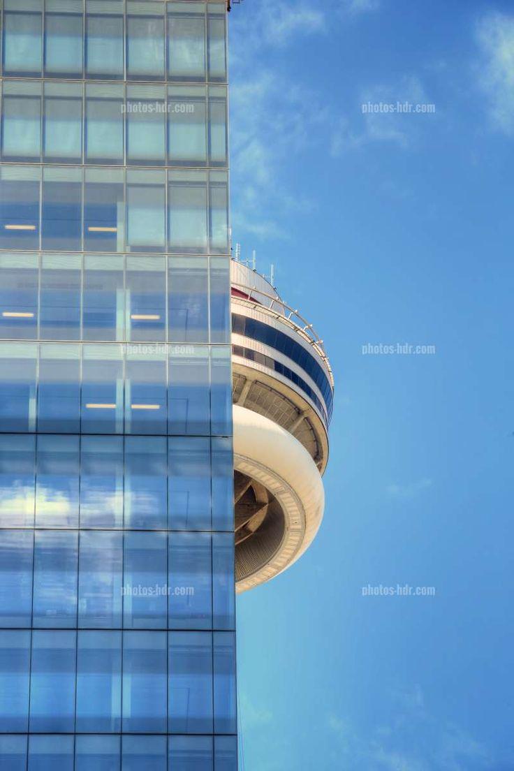 Buildings & CN Tower, Toronto