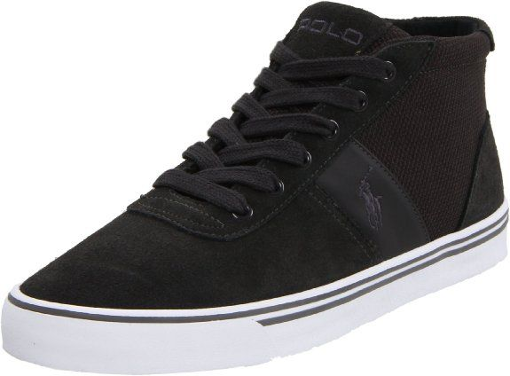 Polo Ralph Lauren Men\u0027s Hanford Mid Fashion Sneaker