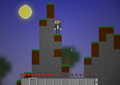 JuegosMinecraft.es - Juego: Mine Blocks - Jugar Juegos Gratis Online Flash